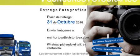 V Concurso fotográfico - Luis Tortosa