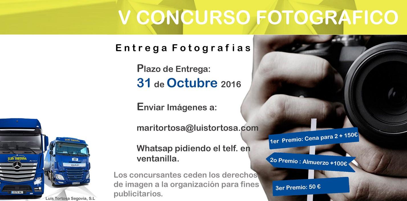 En este momento estás viendo V Concurso fotográfico – Luis Tortosa